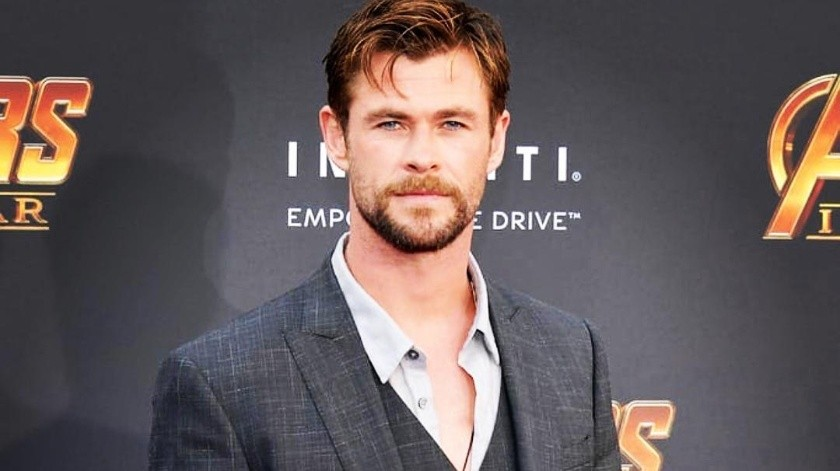 El actor Chris Hemsworth suele compartir en redes sociales sus entrenamientos.(Instagram)