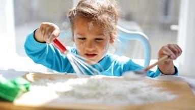 Verdad o mito: ¿Los niños limpios se enferman más?