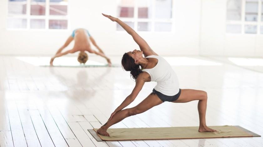 El yoga es una herramienta muy útil para lidiar con el estrés de la incertidumbre y el aislamiento, así como para mantener el bienestar físico.(Pixabay.)