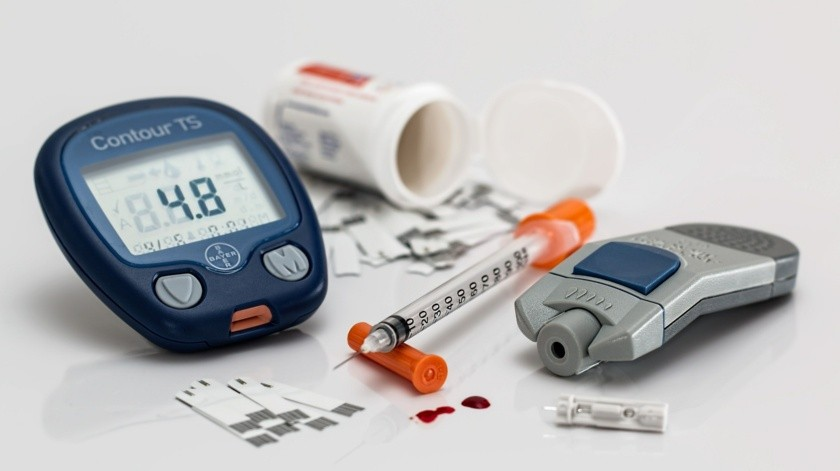 La diabetes es un padecimiento con muchos mitos a su alrededor.(Pixabay)