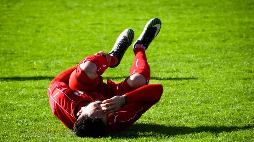 El calor relajará el músculo cuando el espasmo empiece, pero el hielo puede servir cuando el dolor haya mejorado.(Pixabay.)