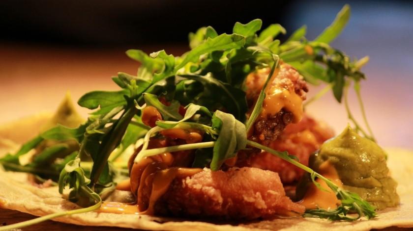 Prepara unos burritos de salsa de pollo y frijoles negros(Pixabay)