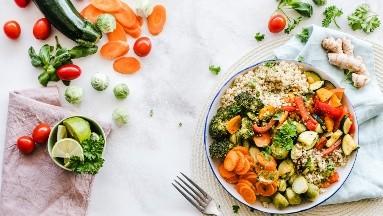 Dieta vegana y vegetariana: ¿Cómo seguir un plan de alimentación balanceado?
