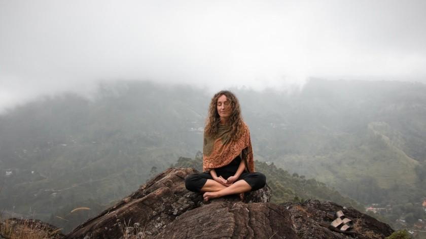 Este tipo de meditación activa la amígdala , un pequeño punto en el centro del cerebro que controla nuestra respuesta a situaciones estresantes.(Pixabay)