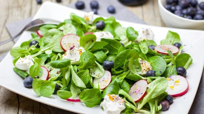 La alimentación puede ayudarte a limpiar el hígado para que funcione adecuadamente.(Pixabay)