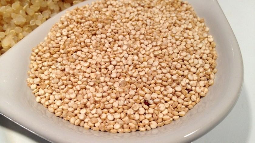 Las propiedades que posee han convertido a la quinoa en un superalimento.(Pixabay)