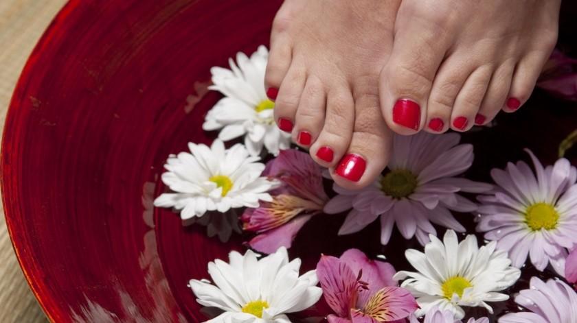 Es importante cuidar los pies así como prestamos atención a otras partes de nuestro cuerpo.(Pixabay)