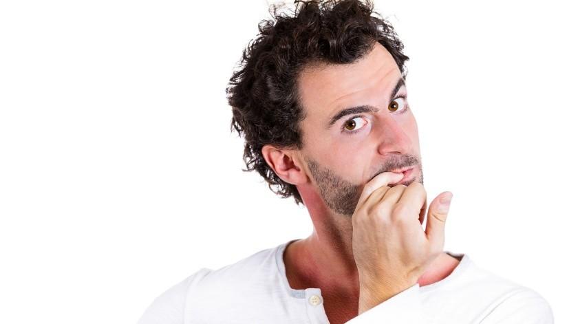 Desafortunadamente, la mayoría de personas condermatofagia no buscan tratamiento adecuado.(Shutterstock)