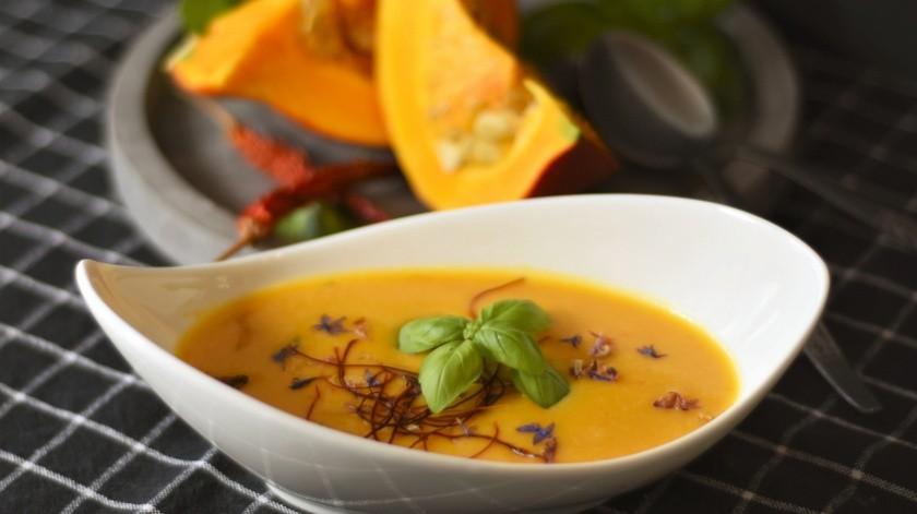 La calabaza es característica de la temporada otoñal y además de deliciosa es muy versátil, ya que puedes preparar platillos salados o dulces.(Pixabay)