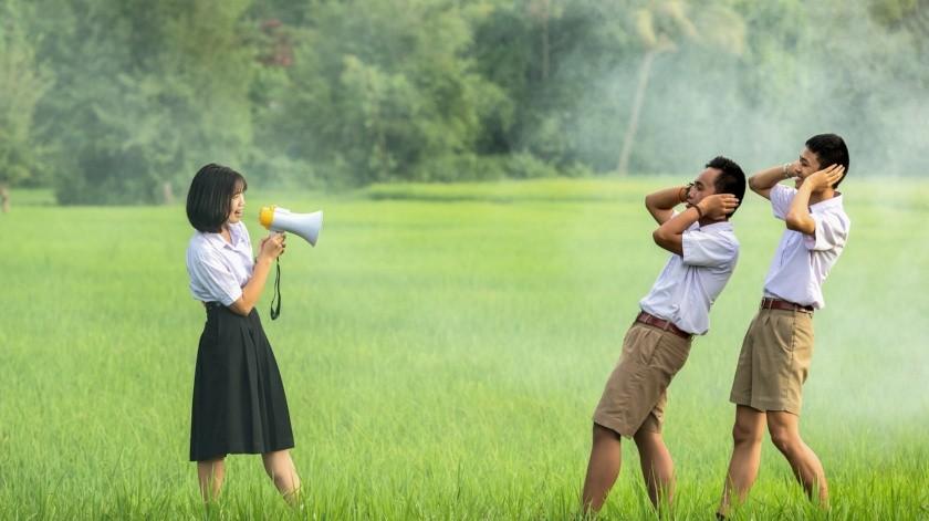 En el caso de la rabia la experimenta la persona cuando se intensifican los ruidos y provienen de familiares o personas cercanas a ellos.(Pixabay.)