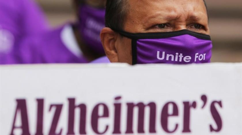 El Alzheimer es una de las enfermedades neurodegenerativas que va en aumento en la actualidad.(EFE)