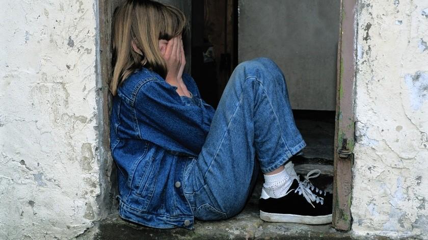 Los niños pueden presentar ciertos signos cuando son víctimas de abuso sexual.(Pixabay)