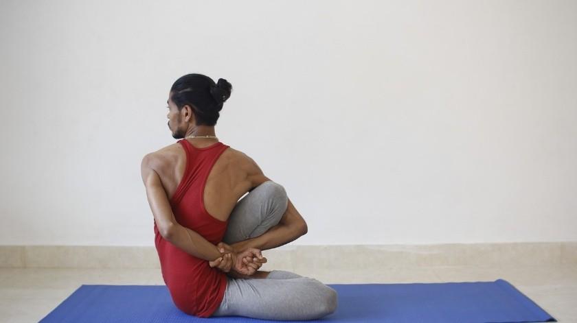 Realizar actividad física y ciertos ejercicios pueden ayudarte a mantener en buen estado tu columna vertebral.(Pixabay)